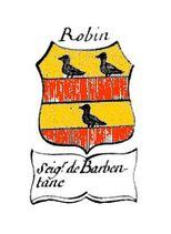 Blason robin
