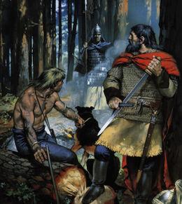 La littérature chrétienne au Moyen-Âge – Anglo-Saxonne – Allemagne – France (extraits et images) 260?cb=20150605110043&path-prefix=fr
