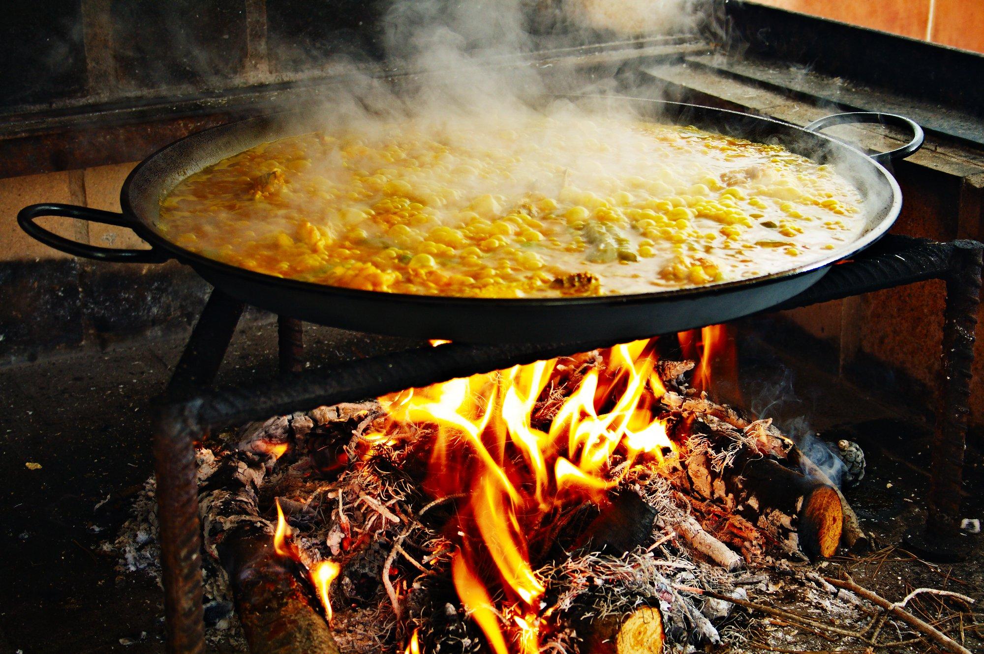 Fabricant Poele A Bois Espagne paella | wiki guy de rambaud | fandom