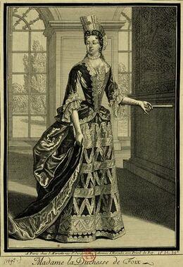 Dominique de lannux 1634 1718 wiki guy de rambaud fandom powered by wikia - Claire castel femme de chambre ...