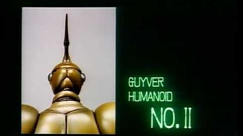 The Guyver Zoanoid Data File 4