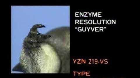 The Guyver Zoanoid Data File 18