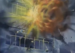 Gaster explosion