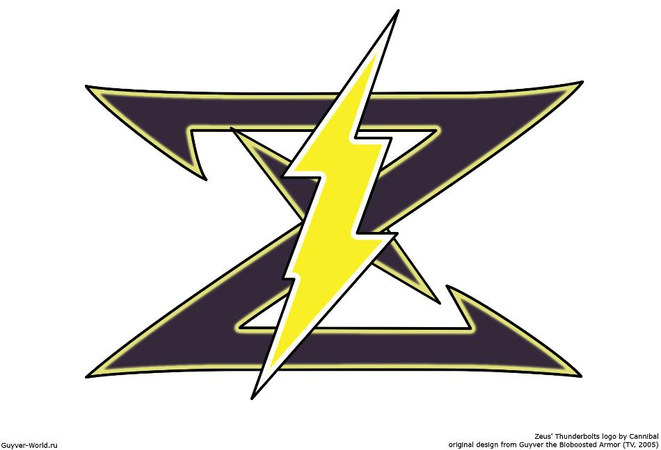 Zeus Thunderbolts Guyver Wiki Fandom Powered By Wikia