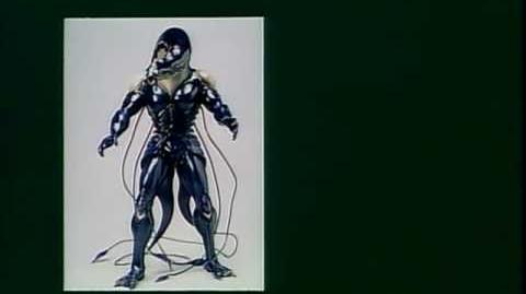 The Guyver Zoanoid Data File 10