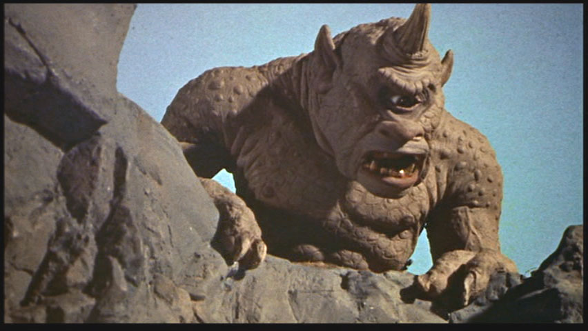 Image result for cyclops from Ray Harryhausen.