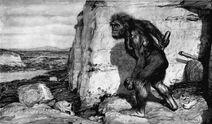 1800s neanderthal