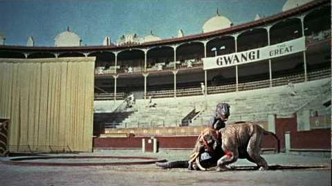Gwangi vs. Elephant
