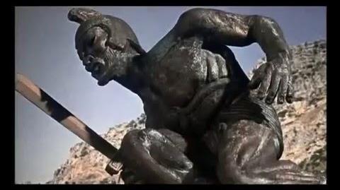 Talos Awakens - Jason & the Argonauts 1963