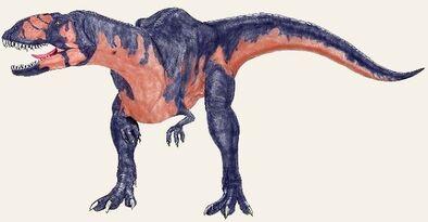 Abelisaurus l