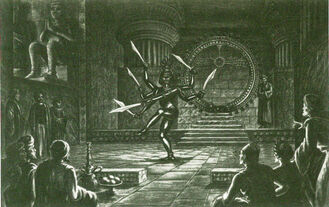 Kali concept art