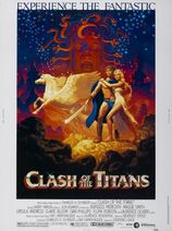 Clash of the titansposter