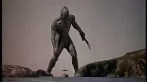 Talos, the guard of Crete