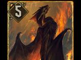 Saskia: Smoczy Ogień