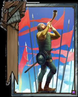 Commander's Horn