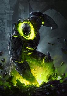 Lesser Jade Golem