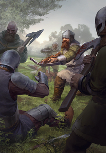 Dwarven Mercenary2