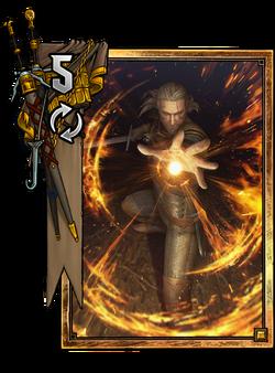 Geralt; Igni