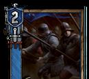 Left Flanking Infantry