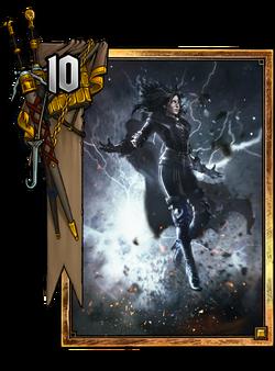 Yennefer; Conjurer
