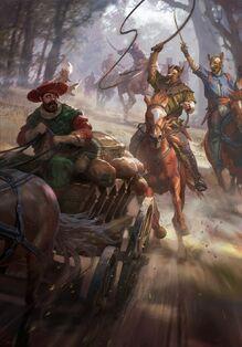 Strays Cavalry