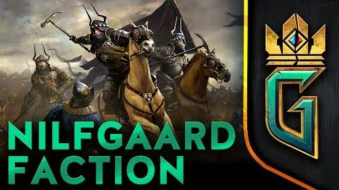 Nilfgaard Faction GWENT The Witcher Card Game