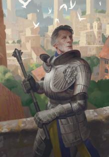 Cintrian Knight (WIP)