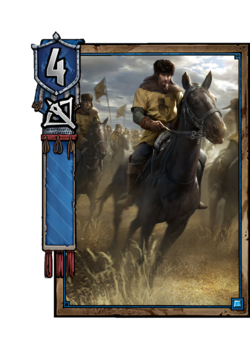 Dun Banner Light Cavalry
