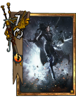 Yennefer; the Conjurer