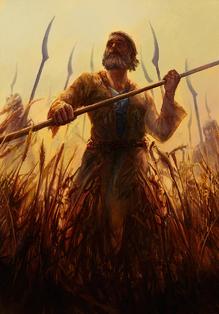 Lyrian Scytheman