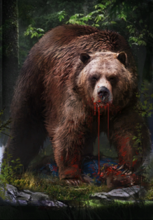 Raging Bear Slight Recolor