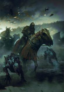 Wild Hunt RiderART2