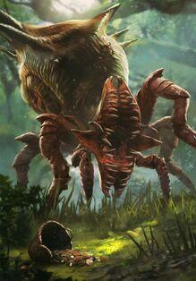 Arachas Behemoth 2