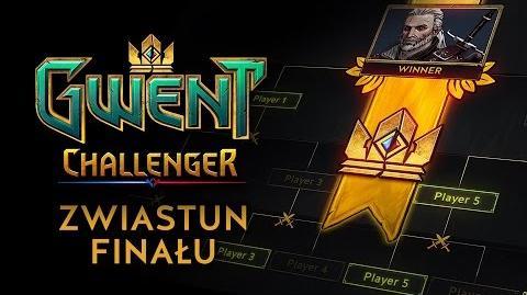 GWENT Challenger — Zwiastun turnieju