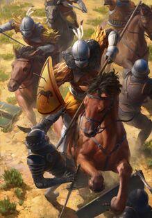 Dun Banner Heavy Cavalry 2