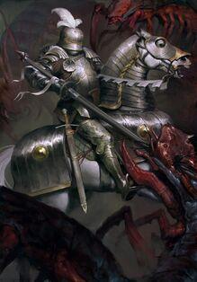 Toussaint Knight-Errant