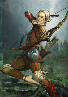 Elven Mercenary2