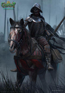 Cursed Aedirnian Soldier (WIP)