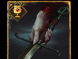 Miecz z Tesham Mutna