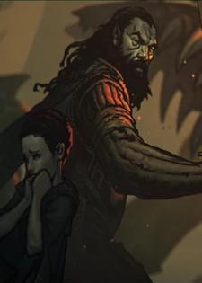 Geralt's Story Header