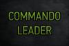 Commando Leader Title