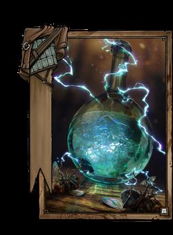 Tunderbolt Potion
