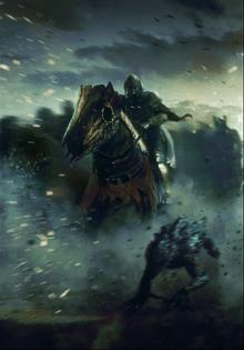 Wild Hunt RiderART1