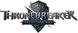 The Witcher Tales; Thronebreaker Logo