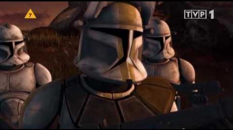 2 3 Wojny Klonów (2008) odc.13 - Katastrofa Jedi (PL)