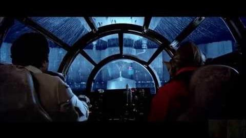 Star Wars Return of the Jedi VI - Battle of Endor (Space Only) 1080p