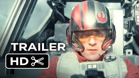 Star Wars Episode VII - The Force Awakens Official Teaser Trailer 1 (2015) - J.J. Abrams Movie HD