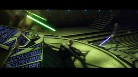 Nightsisters vs count Dooku