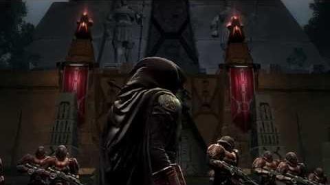 "SWTOR Shadow of Revan Expansion ""Revan Returns"" Trailer"