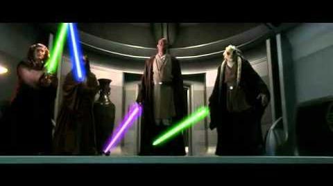 Star Wars - Zemsta Sithów trailer